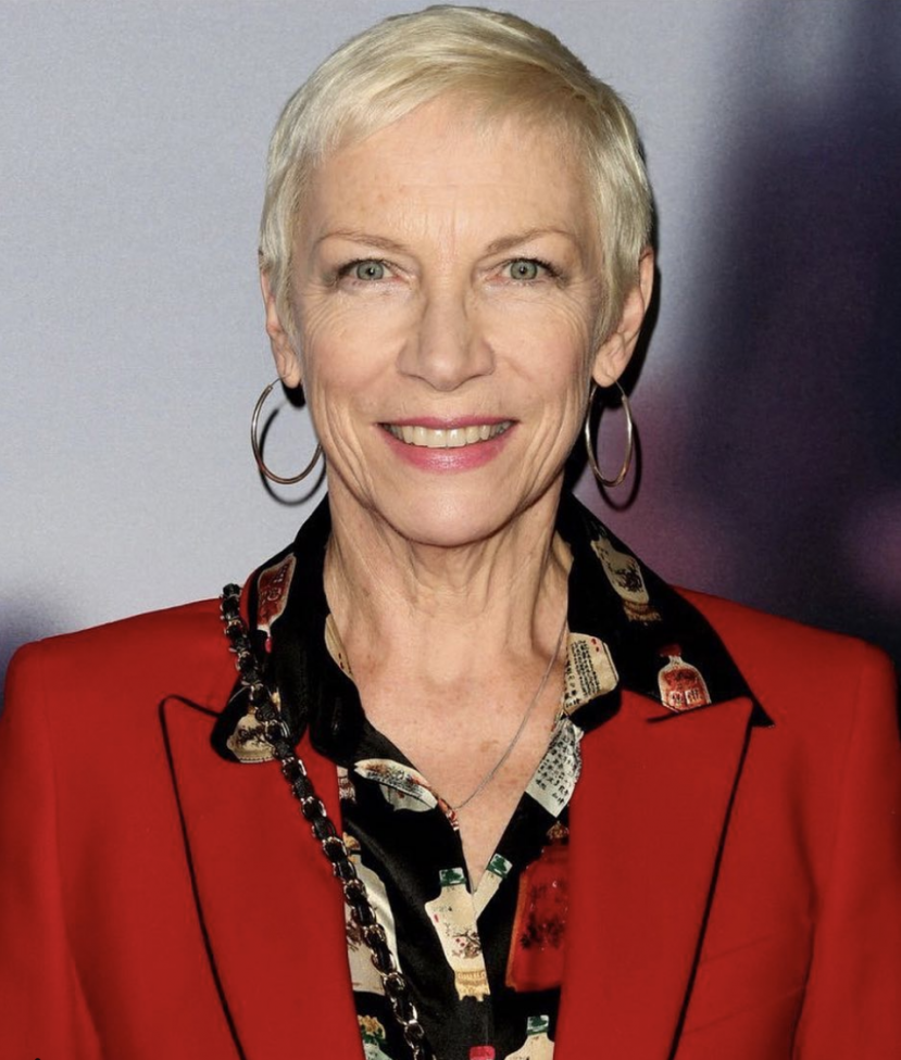 Annie Lennox for Refinery29